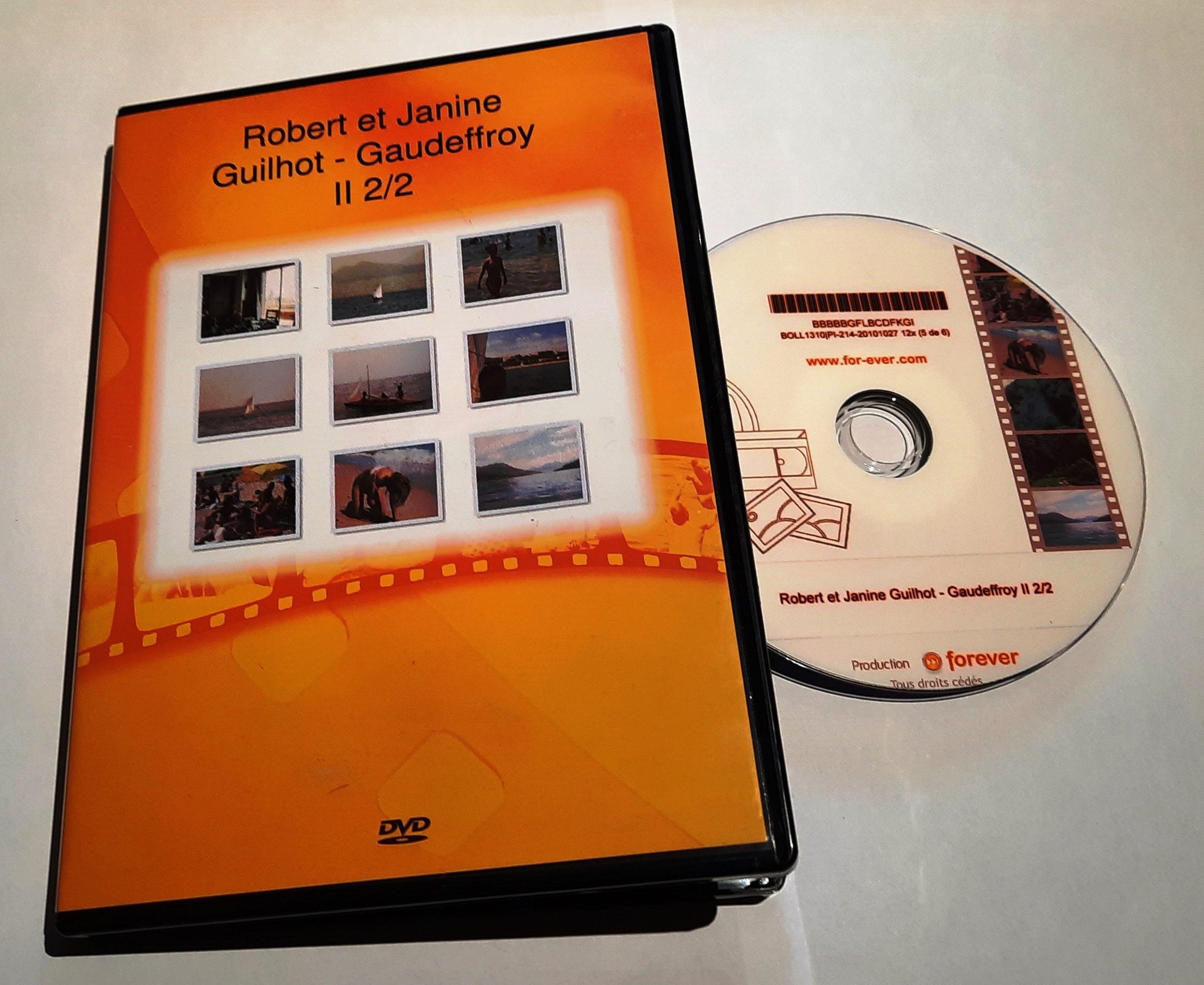support DVD remplaçant les bobines de films
