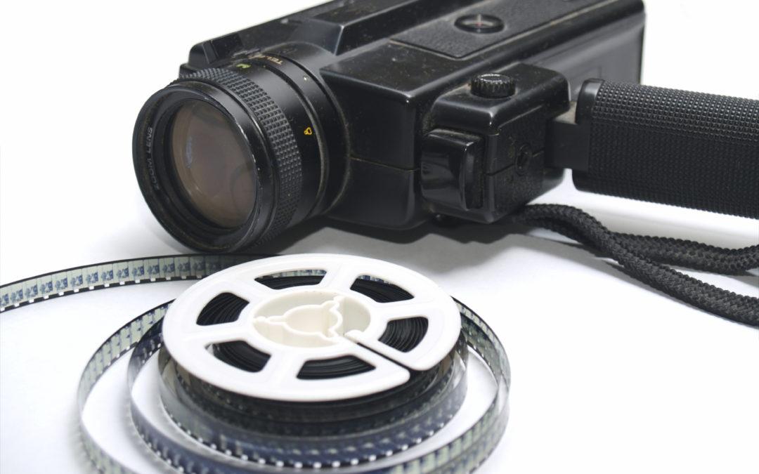 Transfert de vieilles bobines de films sur DVD